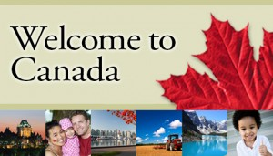welcome canada 2015